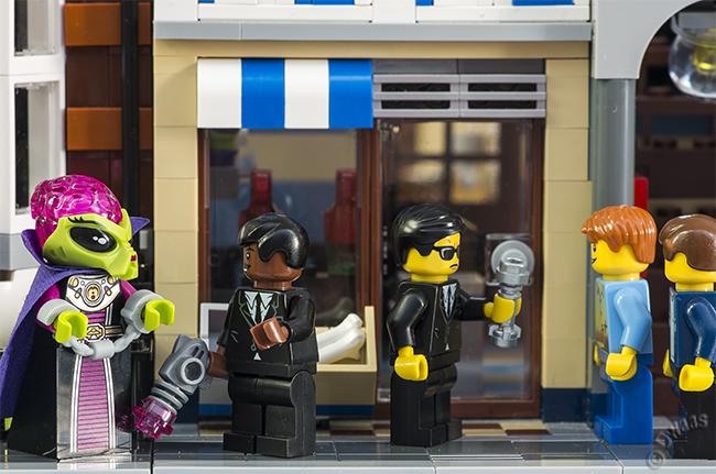 Lego Toy Photography Day 249 Mib Foolish Bricks