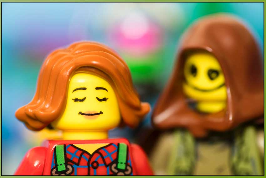 example medium close-up lego comic