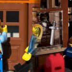 Creating a lego antique shop