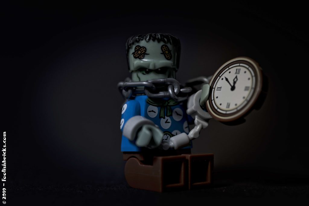 Lego chains of time