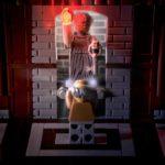 lego opening secret door