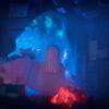 brick photography - wizard dark cave