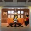 Toy photography - psychiatric office wes anderson