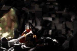 ToyPhotography - Ranger Skunk Cave